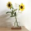 【花を飾る】#11 元気な黄色の「ヒマワリ」