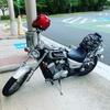 バイクと広島と姿勢のお話し