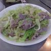 幸運な病のレシピ( 2161 )夜 :キャベツ様(豚肩ロースとキャベツの蒸煮)