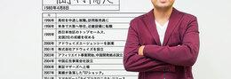 コピペも知らない訪問販売営業マンが、インターネット広告会社を作り上場させた|岡村陽久の履歴書