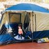 【オーストラリアの自然】お家キャンプとハイキング(Purling Brook Falls)