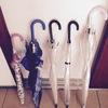 ビニール傘を卒業したい!