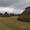 羽咋市には弥生式住居を見れる公園がある