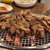 (昔話)ちょうど一年前に韓国に行きました⑤ 韓国の料理