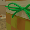 Blender 蝶々結びの作り方【紐など】