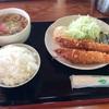 🚩外食日記(52)    宮崎ランチ   「シャンシャン茶屋」より、【えびフライ定食】‼️
