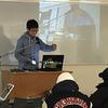 日本理工情報専門学校 卒業制作・課題成果発表会が行われました!