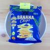 【ダイソー】ポテチみたい!バナナジョーシーソルト味は極薄・新食感で◎