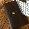 トラベラーズノート(手帳)を再購入しました♪