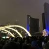 トロントのニューイヤーは4分間の花火で始まり!