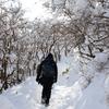【登山とコーヒー】basking coffee ブラジル 牧ノ戸峠ー久住山 -2018.02.09-