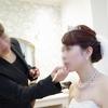 【結婚式当日レポ2】ブライズルーム*新婦お支度・噂のスイーツ!