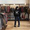 クッシュマン&マットソンズ&イエロー2019秋冬内見会整いました! クッシュマン ベルベットスーベニアジャケットを着てみました♬