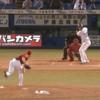 【カープ2017】ギリギリの勝利。松山タイムリー!ジョンソン、ナイスピッチング!