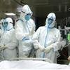 新型肺炎 中国の患者数 「SARS」超えて6000人近くに