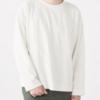 【メンズファッション】Muji laboの名作Tシャツが通常ラインに復刻していた