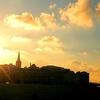 マルタの首都バレッタを夕方散歩