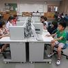 今週の授業① 3年生:コンピュータの練習