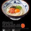 丸亀製麺の「明太釜玉うどん」を食べてみた [味の感想レビュー]