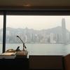 インターコンチネンタル香港 宿泊記  インターコンチネンタルデラックススイート  部屋編(1)