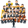 スペインの音楽コンクールはディスコ並み【学校行事】