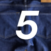 Japan Blue Jeans 「CIRCLE スキニー」 5ヶ月