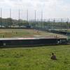 戸田球場にてファームの試合を観戦