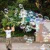 上野公園でシャボン玉おじさんに出会えた