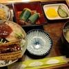 小川町【笹巻けぬきすし総本店】ランチ5点セット ¥1100