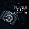 FUJIFILM X100Vと一緒に用意するべきカメラアクセサリー