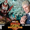 War of the Worldsトロント大会全カード決定
