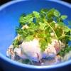 鶏ササミのママレード風味