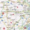 docomoスマートフォン Xperia AX(SO-01E)に導入している花粉飛散情報と大気汚染状況(PM2.5の量)表示アプリ