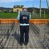 倉敷市玉島 4LDKの家 新築工事 検査機関JIOによる配筋検査