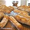 レッスンのフランスパン