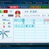 パワプロ2020再現選手 大谷翔平(二刀流) 2018年 LAA
