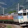 長野色+湘南色 しなの鉄道で実現