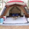 Bears Rockのマミー型寝袋を冬キャンプで使ってみたお話