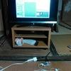 島のプログラミング教室 ラズベリーパイでTV出力