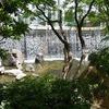 梅田スカイビルの庭園