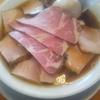 湯の台食堂 肉そば(並) 味玉 替玉