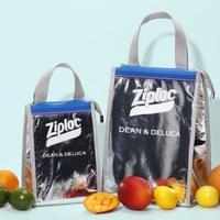 まるでジップロック付きクーラーバッグ!!Ziploc×DEAN&DELUCA×BEAMS COUTREの売り切れ必至コラボ♪
