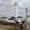 海岸線サイクリング 茂原(九十九里浜)~銚子