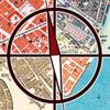 「東京時層地図」で「青山電車運転教習所」を見る