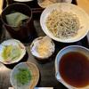 丹波篠山 ランチ【丹波そば切り花格子】でお蕎麦