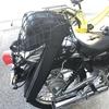 パックロッドをバイクに積載するすごいシンプルな方法を見つけた【アブガルシア クロスフィールド XRFS-935M-MB】
