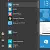 Windows10 Build 15002 発展途上のアプリたち
