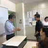 日本語能力試験合格者の表彰式