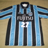 ユニフォーム その110 川崎フロンターレ 2000年シーズン 1st用 半袖 我那覇和樹
