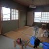 実家自室DIYリフォーム(25)和室と洋室の壁意匠統一その1